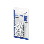Legamaster push-pin white 50pcs