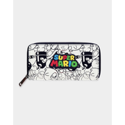 Nintendo Super Mario Logo wallet Female Multicolour