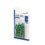 Legamaster push-pin green 50pcs