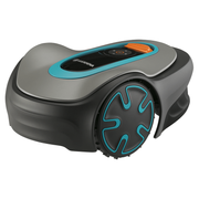 Gardena SILENO minimo Robotic lawn mower Battery Black, Blue