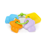 Green Toys First Keys teether