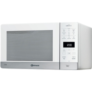 Bauknecht MW 95 WS Countertop Grill microwave 25 L 800 W White