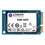 Kingston Technology KC600 mSATA 512 GB Serial ATA III 3D TLC