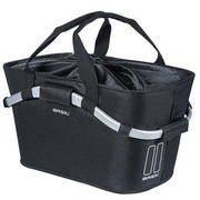 Basil Classic Carry All MIK Rear Bicycle basket 22 L Polyester Black