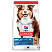 Hill's 52742026152 dogs dry food 14 kg Adult Lamb, Rice