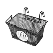 Basil Tivoli Front/rear Bicycle basket Plastic, Steel Black