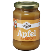 Bauckhof 4521 fruit puree Apricot 360 g