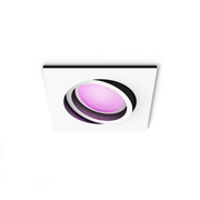 Philips Hue White and colour ambience Centura recessed spotlight