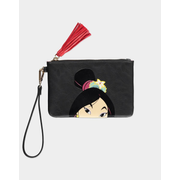 Disney Mulan wallet Female Black
