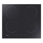 Candy CI642CTT Black Built-in 59 cm Zone induction hob 4 zone(s)