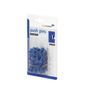 Legamaster push-pin blue 50pcs