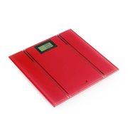 Harper HWS26RED personal scale Square Red Electronic personal scale