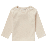 Noppies Natal T-shirt Crew neck Long sleeve Cotton, Elastane, Polyester