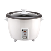 BlackPear BRK 100 rice cooker 1 L 400 W White
