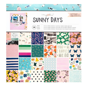 American Crafts Sunny Days Gift wrap paper Paper