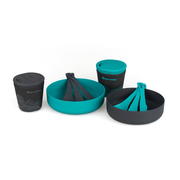 STS DeltaLight Camp Set 2.1 - Pacific Blue / Grey