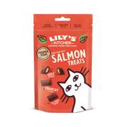 Lily's Kitchen Salmon Treats Cat Treat Liver, Salmon 60 g
