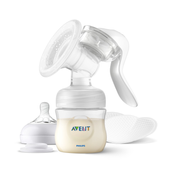 Philips AVENT SCF430/10 breast pump Manual