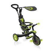 Globber EXPLORER TRIKE 4in1 tricycle Children Front drive Upright