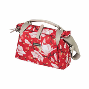 Basil Magnolia Front Bicycle bag 7 L Polyester Red