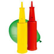 Susy Card 11144367 hand air pump Red, Yellow