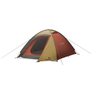 Easy Camp Meteor 300 3 person(s) Orange, Red Dome/Igloo tent