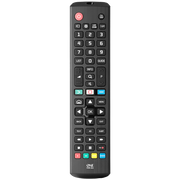 One For All URC4911 remote control TV Press buttons