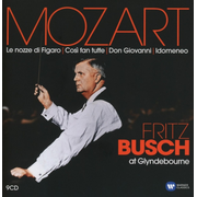 Fritz Busch at Glyndebourne-Mozart (remastered)