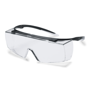Uvex 9169585 safety eyewear Safety glasses Black, Transparent