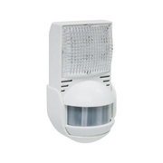 Steffen 2404425 motion detector Passive infrared (PIR) sensor Wireless Ceiling/wall White