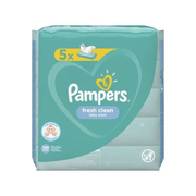 Pampers Feuchte Tücher Fresh Clean - Vorteilspack 5 x 52 Stk.