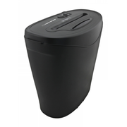 Esperanza EN103 paper shredder 22 cm Black