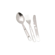 Easy Camp 680210 flatware set 4 pc(s) Stainless steel