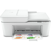 HP DeskJet Plus 4120 All-in-One printer, Thermal inkjet, Colour printing, 4800 x 1200 DPI, Colour copying, A4, Grey, White