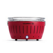LotusGrill G435 U RD Barbecue & Grill Kessel Holzkohle Rot