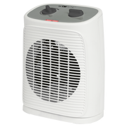 Clatronic HL 3762 Indoor Grey, White 2000 W Fan electric space heater