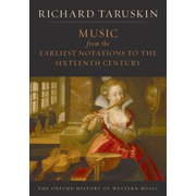 ISBN The Oxford History of Western Music ( Music from the Earliest Notations to the Sixteenth Century ) book English Hardcover