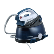 Hoover IronVision 360° IronVision 360 PRP2400 011 2400 W 2 L Ceramic soleplate Blue, Transparent