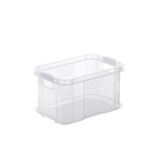 Rotho Systembox A5 AGILO - Transparent, APPMYBOX Storage