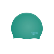 Speedo Plain Moulded Silicone Jr. - emerald/chill blue