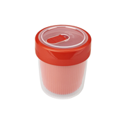 Rotho Thermotasse 0.5LMEMORY rot - 106x106x121 mm