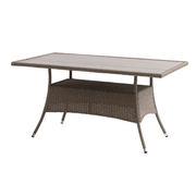 Jysk outdoor table STRIB W84xL150 natural