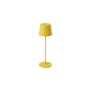 LOUM by Molto Luce Aesta Accu T table lamp 2 W LED Yellow