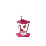 LEONARDO 34798 cup Pink, Transparent 1 pc(s)