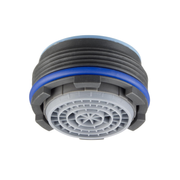 NEOPERL 10 9636 98 Faucet aerator Blue, Grey