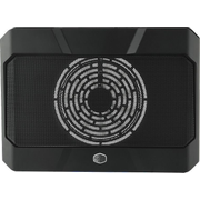 """Cooler Master NotePal X150R notebook cooling pad 43.2 cm (17"""") 1000 RPM Black"""