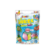 CRAZE Inkee Badebombe - Fruity 3er Pack