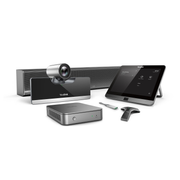 Yealink MVC500 II Wired TEAMS Room System - UVC50, Mini-PC, MTouch II, VCM34, WPP20