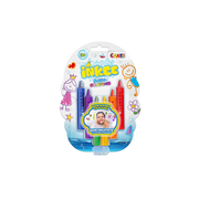 CRAZE Inkee Bade-Malstifte 6er Set -