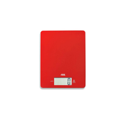 ADE KE 1800-1 kitchen scale Red Countertop Rectangle Electronic kitchen scale